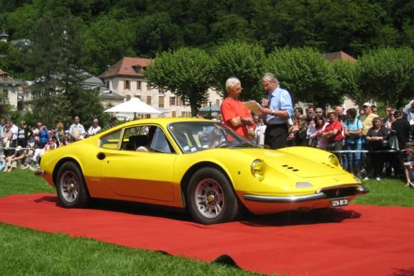 4 - FERRARI DINO 246 GT - 1972