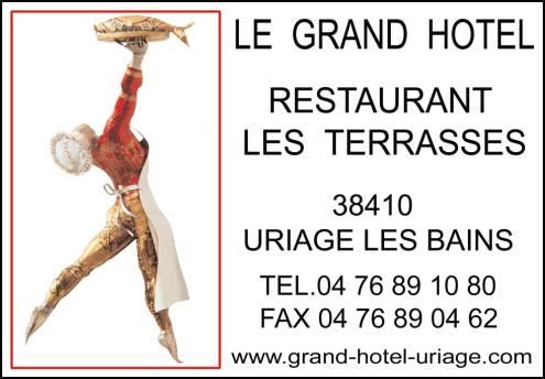 Nouvelle page 1 - Les terrasses uriage restaurant ...